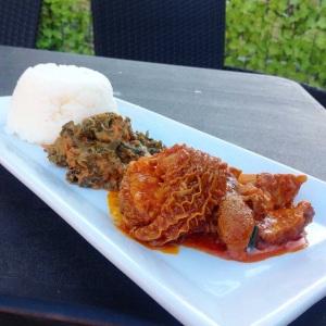 Makuru served with Sadza
